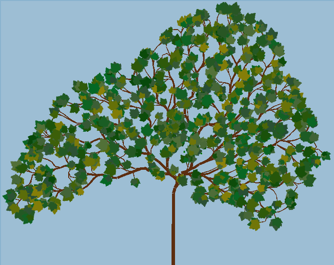 Tree Generator Example 5