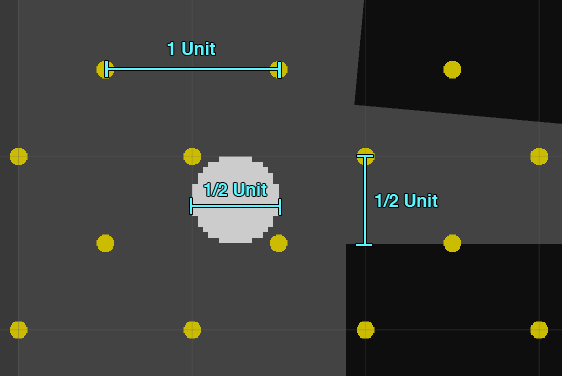 Nodal Pathfinding in Unity 2D with A* in Non Grid Based